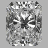 0.75 Carat Radiant Diamond (D/VVS2)