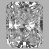 0.90 Carat Radiant Diamond (D/VVS2)