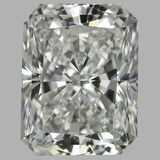 0.90 Carat Radiant Diamond (H/VVS1)