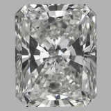 0.75 Carat Radiant Diamond (H/VVS2)
