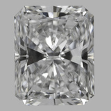 3.14 Carat Radiant Diamond (D/VVS1)