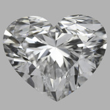 5.01 Carat Heart Diamond (D/SI1)