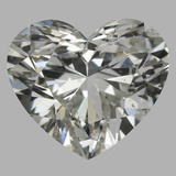 1.03 Carat Heart Diamond (I/SI2)
