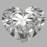 3.01 Carat Heart Diamond (G/VVS1)