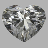 1.07 Carat Heart Diamond (E/SI1)