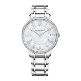 Ladies' Classima 36.5mm Steel & Diamonds (10227)