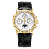 Perpetual Calendar Split Seconds Chronograph Yellow Gold