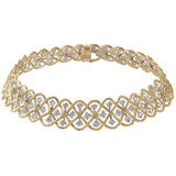 "18k Gold & Diamond ""Etoilée"" Choker Necklace"