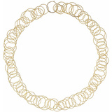 "18k Yellow Gold ""Hawaii"" Necklace"