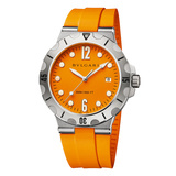 Diagono Scuba Orange Steel (102787)