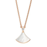 "Mother-of-Pearl ""Divas' Dream"" Pendant Necklace"