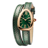 Serpenti Green Rose Gold (102726)