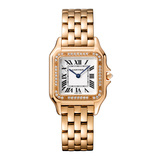 Panthère Medium Rose Gold & Diamonds (WJPN0009)