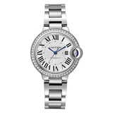 Ballon Bleu 33mm Steel & Diamond (W4BB0016)