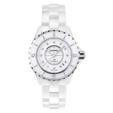 J12 38mm White Ceramic (H1629)