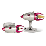 Rocket Ship Cufflinks