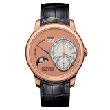 Octa Lune 42mm Rose Gold