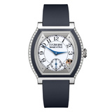 Elegante Midnight Blue Titanium & Diamonds