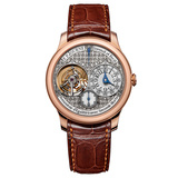 "Tourbillon Souverain ""Regence"" Rose Gold"