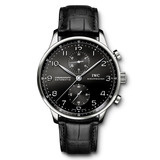 Portuguese Chronograph Steel (IW371447)