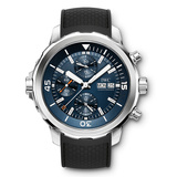 "Aquatimer Chronograph ""Jacques-Yves Cousteau"" (IW376801)"