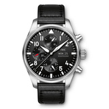 Pilot's Watch Chronograph Steel (IW377709)