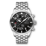 Pilot's Watch Chronograph Steel (IW377710)