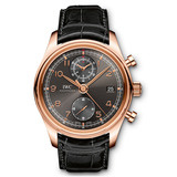 Portuguese Chronograph Classic Rose Gold (IW390405)
