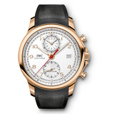 Portugieser Yacht Club Chronograph Rose Gold (IW390501)
