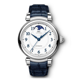Da Vinci Moon Phase 36 Steel (IW459306)