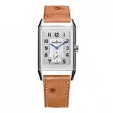 Reverso Classic Medium Small Second Steel (2438521)
