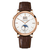 Saxonia Moon Phase Rose Gold (384.032)