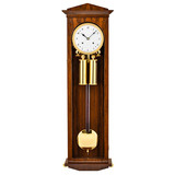 8-Day Regulator Cherry Wall Clock