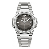 Ladies' Nautilus White Gold (7010/1G-012)