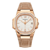 Ladies' Nautilus Rose Gold (7010R-011)