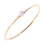 "Moonstone ""M'ama Non M'ama"" Bangle"