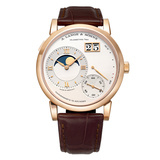 Grand Lange 1 Moon Phase Rose Gold (139.032)