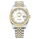 Datejust Steel & Yellow Gold (116233)
