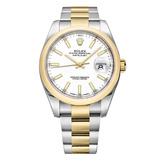 Datejust II Steel & Yellow Gold (126303)