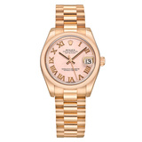 Datejust 31 Everose Gold (178245)