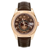 Sky-Dweller Everose Gold (326135)