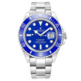 Submariner Date White Gold (116619)