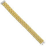 "18k Yellow Gold ""Appassionata"" Link Bracelet with Diamond Clasp"
