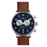 ​Canfield Chronograph 43mm Steel (S0120001940)