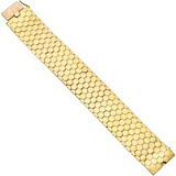 "18k Yellow Gold ""Ludo"" Bracelet"