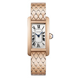 Tank Américaine Small Rose Gold (W2620031)