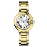 Ballon Bleu 28mm Yellow Gold (W69001Z2)