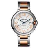 Ballon Bleu 42mm Steel & Rose Gold (W6920095)