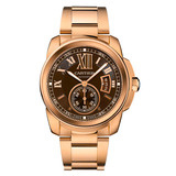 Calibre 42mm Rose Gold (W7100040)