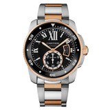 Calibre Diver Steel & Rose Gold (W7100054)